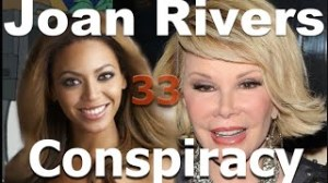 Joan Rivers Consperacy