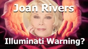 Joan Rivers Illuminate Warning