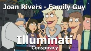 Joan Rivers Illuminati