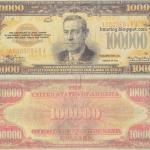1934 $100,000 Dollars scam