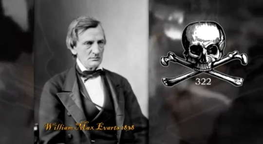 William Max Evarts 1838