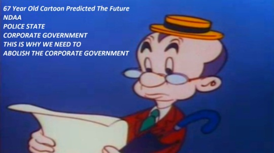 67 YEAR OLD CARTOON PREDICTED THE FUTURE 2015