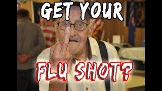 Flu Shot Twice as Deadly for Seniors