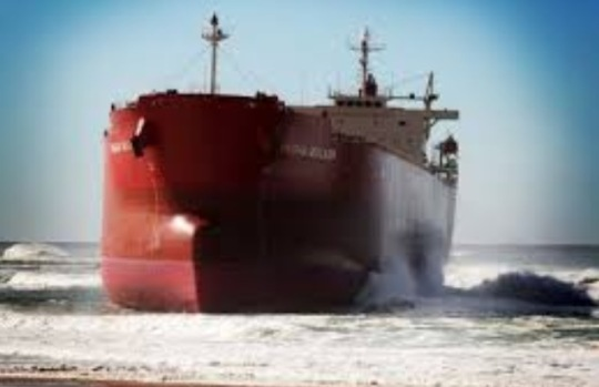 The Baltic Dry Index