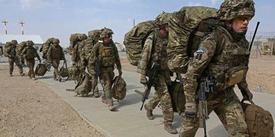 The British military