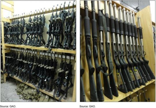 U.S. firearms