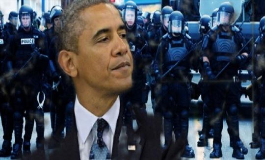 Obama-Police