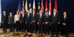 Leaders of 10 of 12 TPP Nations