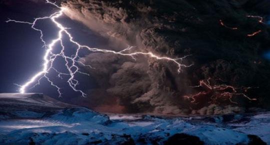 volcanic super-eruption