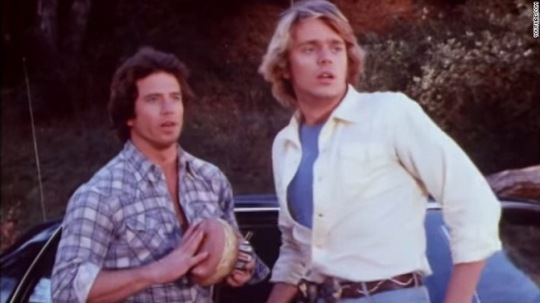 Bo and Luke Duke