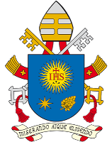 Pope's Francis Coat of Arms